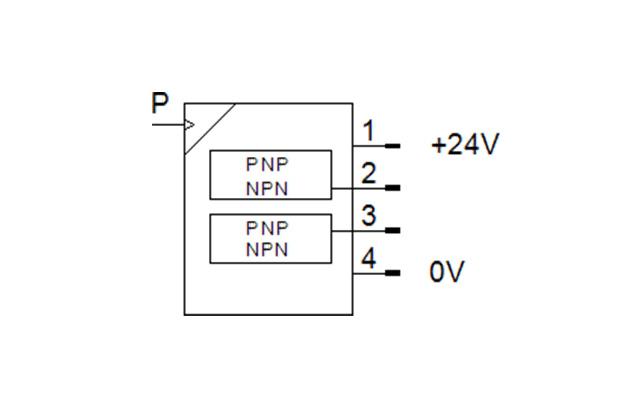 Dimensional Sensor SPAN-P10R-G18M-PN-PN-L1 FESTO PAHC Automação