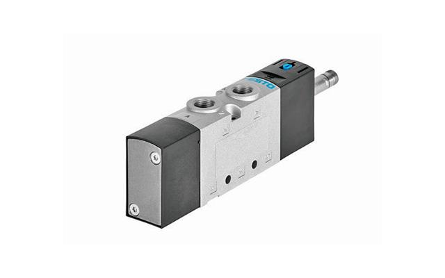 Válvula Solenoide VUVS-L30-B52-D-G38-F8 FESTO PAHC Automação