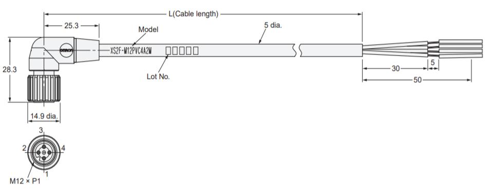 ft1-cabo-XS2F-M12PVC4A2M-omron-pahc-automação